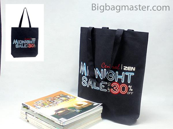 ถุงผ้าเชียงใหม่ CM1_02 Cental midnight sale