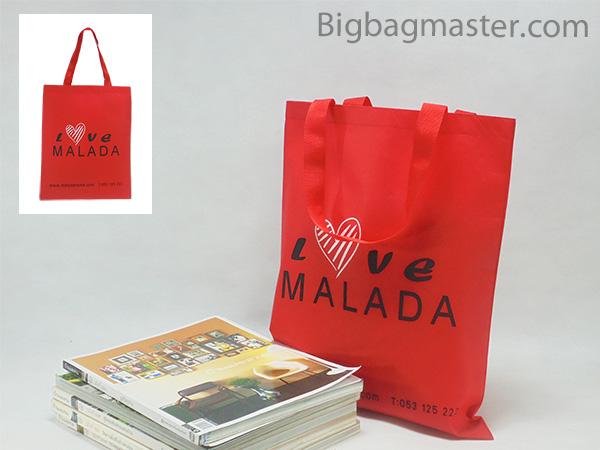ถุงผ้าเชียงใหม่ CM1_07 โครงการบ้าน มาลาดา เชียงใหม่